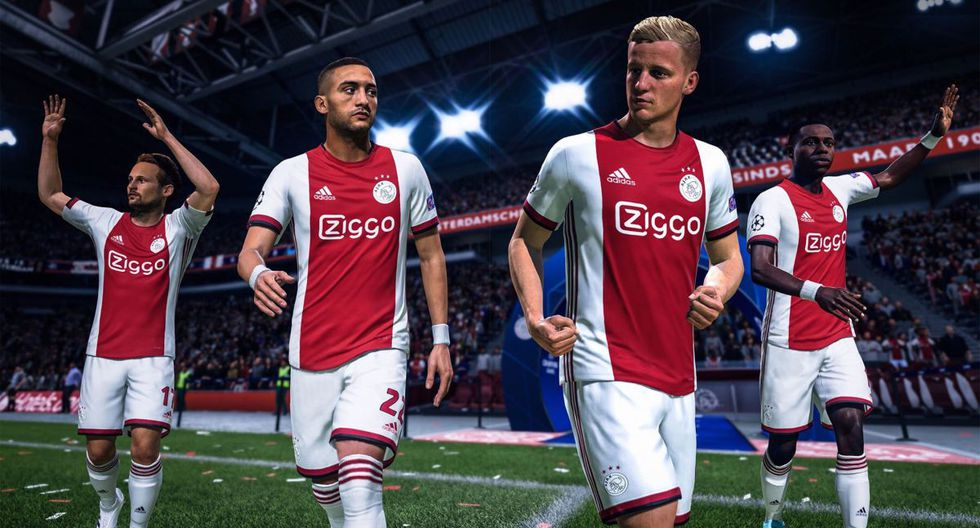 FIFA 20 está disponible en PS4, Xbox One, PC y Switch (EA Sports)