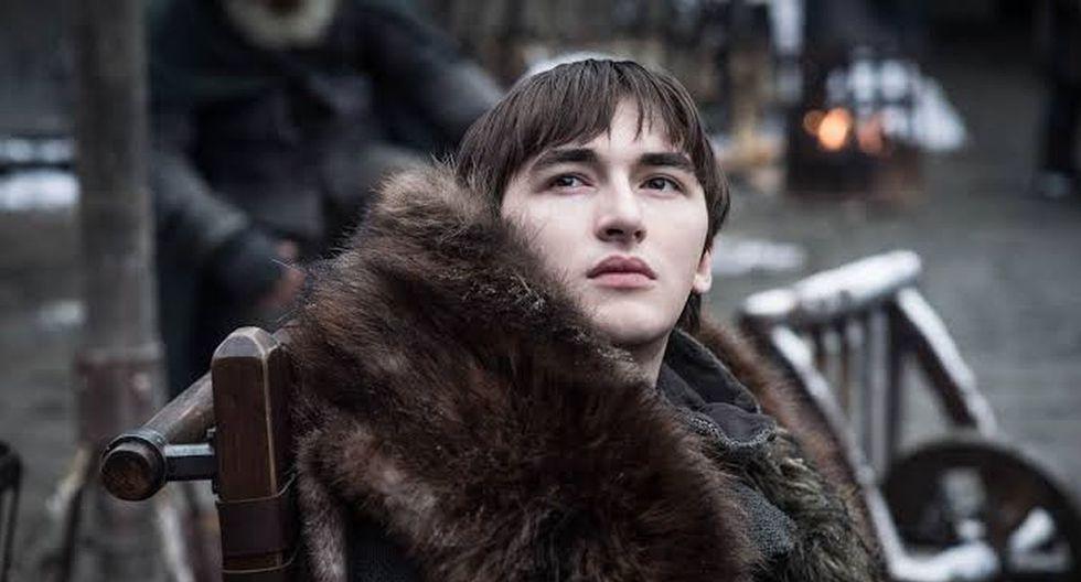"""Bran Stark, interpretado por Isaac Hempstead Wright, fue uno de los personajes claves en el final de """"Game of Thrones"""" (Foto: HBO)"""