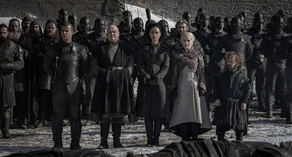 Game of Thrones 8x04\
