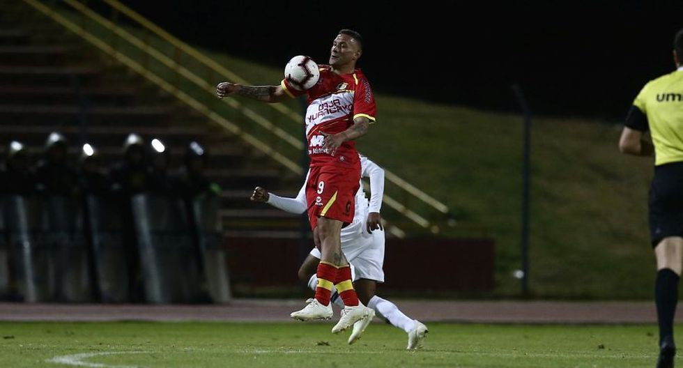 Huancayo venció 2-0 a Cantolao por la Copa Bicentenario. (Foto: GEC)