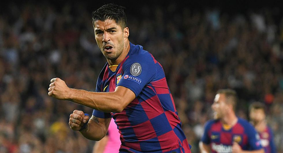 Barcelona remontó y venció al Inter con doblete de Suárez por Champions League. (Getty Images)