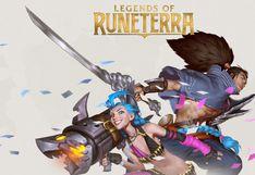Legends of Runeterra abrirá su beta el 14 de noviembre, conoce las notas del parche