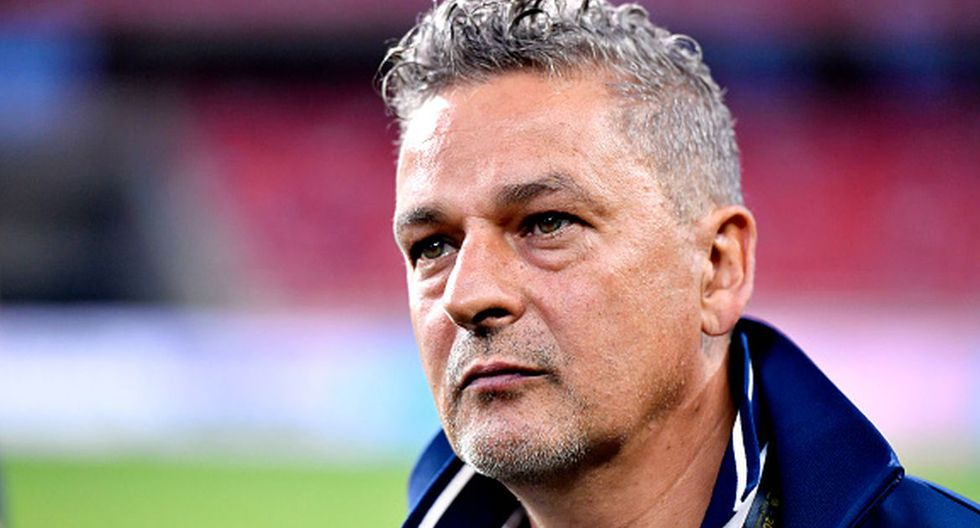 Roberto Baggio jugó en los grandes de Italia Fiorentina, Juventus, Inter y Milan. (Getty Images)