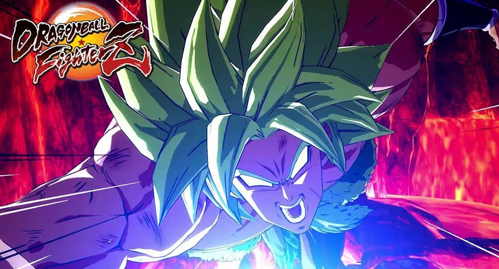 Dragon Ball Super: ¡al estilo de la película! Broly protagoniza nuevo tráiler de Dragon Ball FighterZ. (Foto: Bandai Namco)