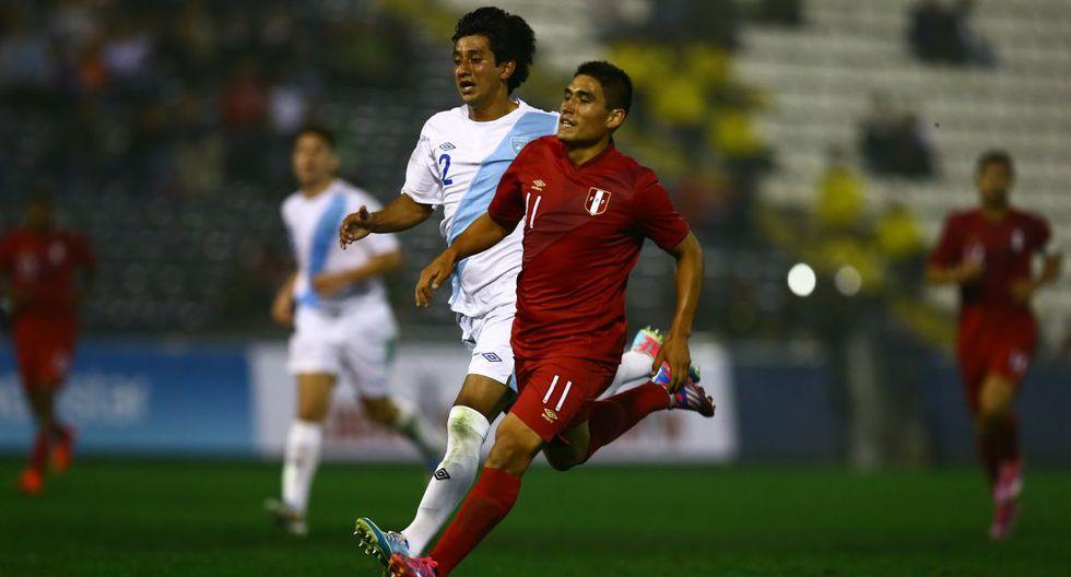 Selección Peruana | Irven Ávila (Foto: GEC)