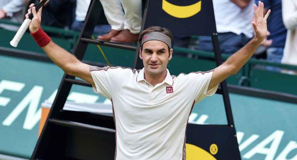 Roger Federer tiene el sueño de volver a estar en la cima del ránking ATP. (Agencias)