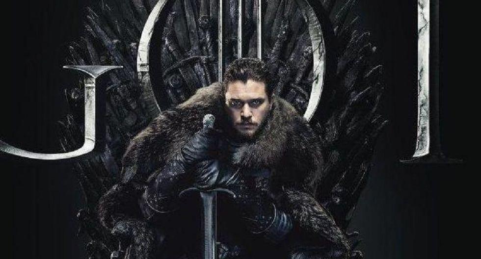 """Jon Snow será parte de la batalla final de """"Game of Thrones"""". (Foto: HBO)"""