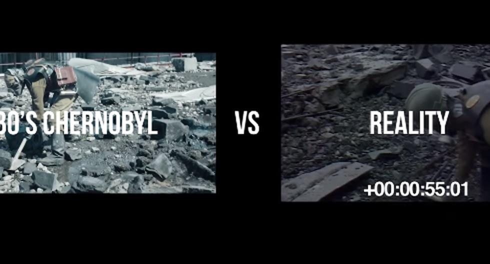 Chernobyl: increíble video de la serie vs la realidad demuestra qué tan real lo hizo HBO (Foto: Thomas Flight)