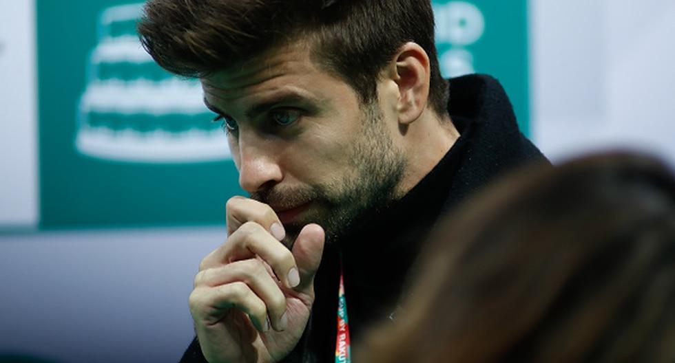 La empresa de Gerard Piqué organiza la Copa Davis. (Foto: Getty Images)