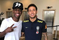 A corazón abierto: Vinicius Junior sorprende con confesión sobre su 'ídolo' Neymar