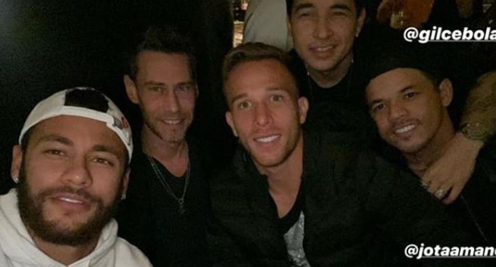 Neymar jugó en el FC Barcelona hasta 2017. (Neymar)