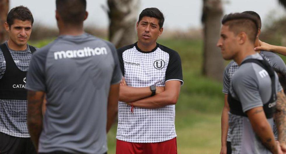 Nicolás Córdova sobre la disciplina en el equipo. (GEC/Prensa 'U')