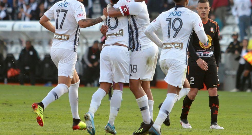 Alianza Lima vs. Sport Huancayo se jugará el sábado a las 3.30 p.m. en Matute. (Prensa Alianza Lima)