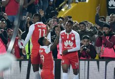 Santa Fe venció 3-1 a Millonarios por cuadrangular amistoso en el Campín de Bogotá