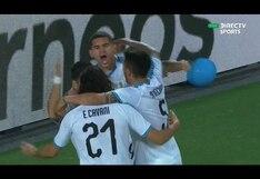 De Suárez al 'Matador': Cavani anotó el 1-0 de Uruguay contra Argentina por amistoso internacional [VIDEO]