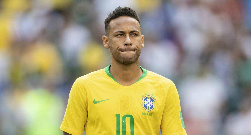 Lo utilizó Lucas Paquetá: el 'like' de Neymar a la crítica de Rivaldo sobre el número '10′ en Brasil