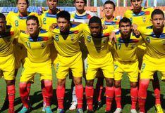 Ecuador golea 3-0 a Paraguay en el inicio del Sudamericano Sub 20 en Chile