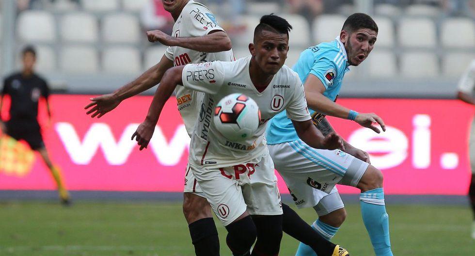 Diego Chávez no terminó la temporada 2017 con Sport Rosario.