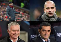 Mourinho vuelve a pisarle a los talones a Guardiola: el top 10 de los entrenadores mejor pagados en el mundo [FOTOS]
