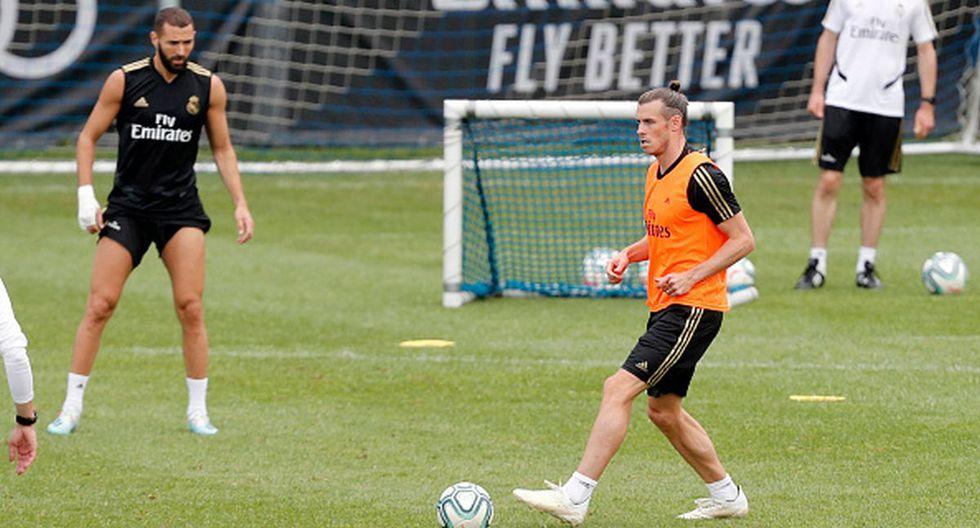 Gareth Bale llegó al Real Madrid en el 2013 desde el Tottenham. (Getty)