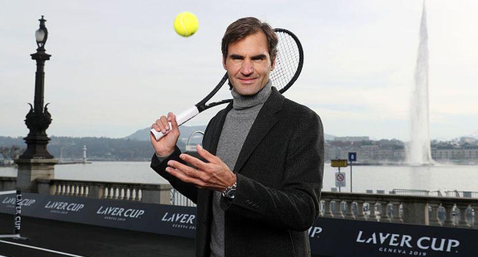 Roger Federer ha ganado 20 Grand Slam. (Getty)