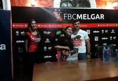 Bernardo Cuesta y la impresionante muestra de cariño de la hinchada de Melgar [VIDEO]