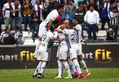 ¡Se acerca al título! Alianza Lima derrotó 3-1 a Sport Huancayo y se mantiene como líder del Torneo Clausura