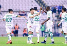 ¡Partidazo! León venció en el Azteca a Cruz Azul por la fecha 2 de la Copa MX Clausura 2019