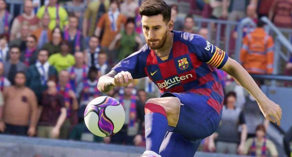 PES 2020 mejorará aspectos gráficos (Konami)