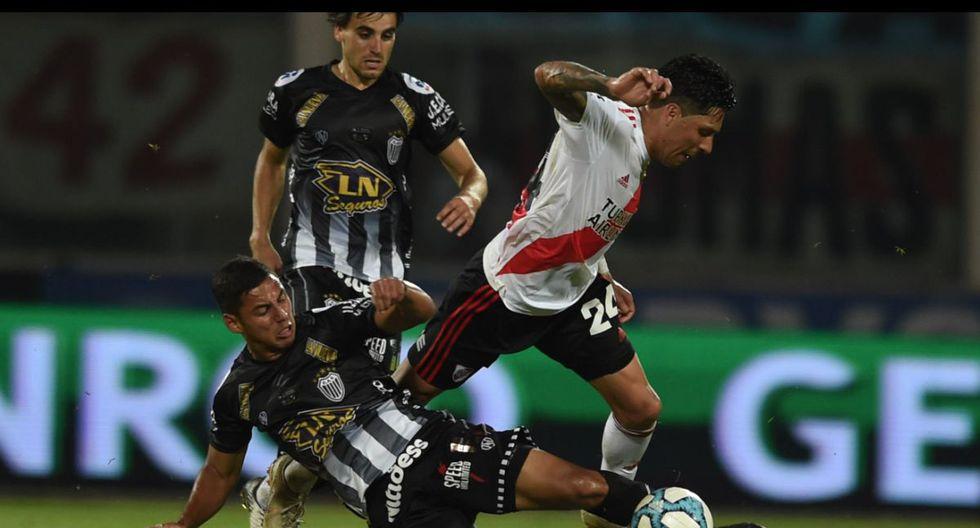 River Plate jugará la final de la Copa Argentina 2019.