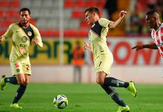 América venció 2-1 a Necaxa en Aguascalientes por Clausura 2019 Copa MX