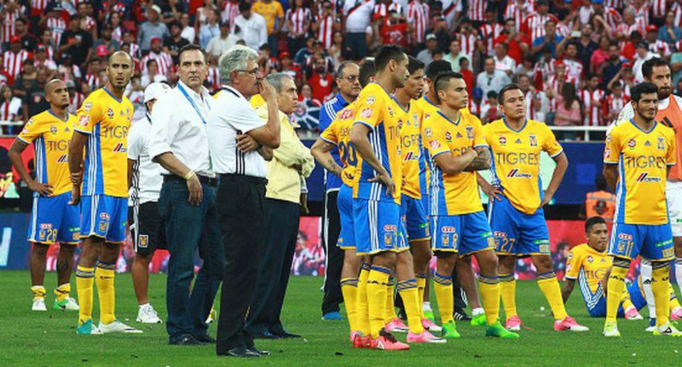 Los 'felinos' son los mejores posiciones de la Liga MX (Getty Images).