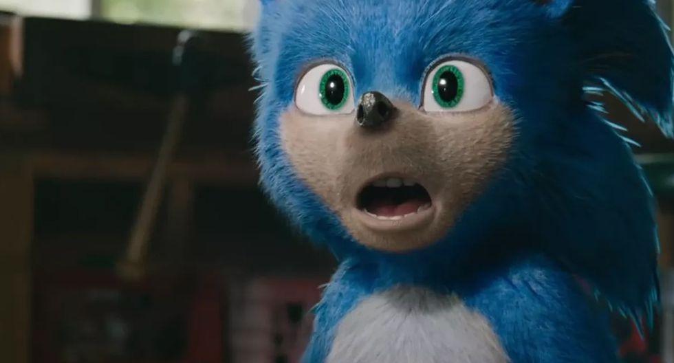 Sonic: La Película (2019): rediseño del personaje costó 35 millones de dólares. (Foto: Paramount Pictures)