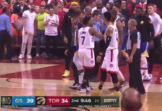 Un caballero dentro de la cancha: el grandioso gesto de Kyle Lowry ante un lesionado Kevin Durant [VIDEO]