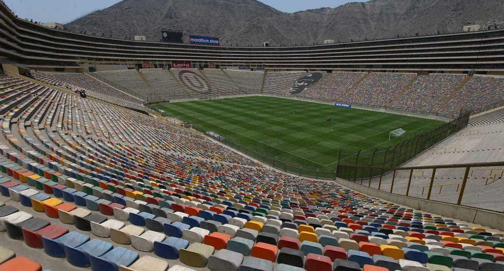 Estadio Monumental de Ate. (Foto: Fernando Sangama)