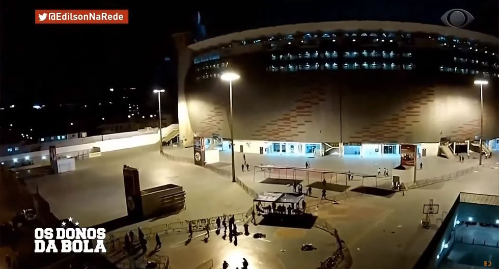 Periodistas brasileños confundieron el Monumental de Ate con el Estadio Nacional [VIDEO]