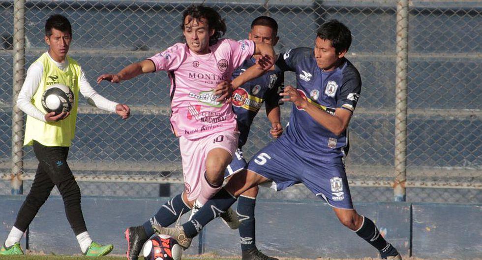 Sport Boys es líder de la Segunda División desde hace 14 fechas (José Carlos Angulo).
