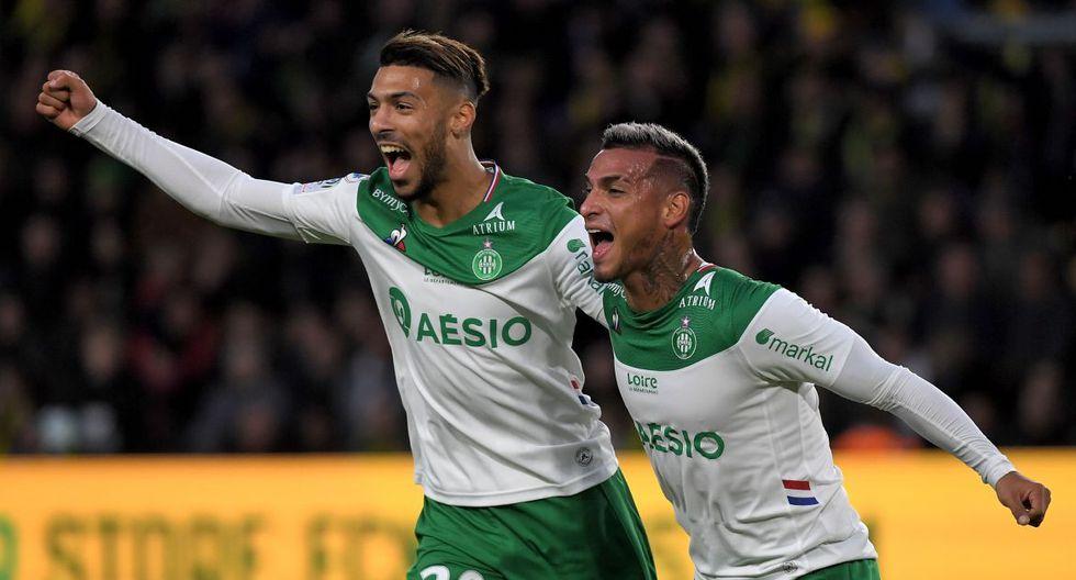 ¡Con Miguel Trauco! Conoce al once ideal de la fecha 13 de Ligue 1, según L'Equipe