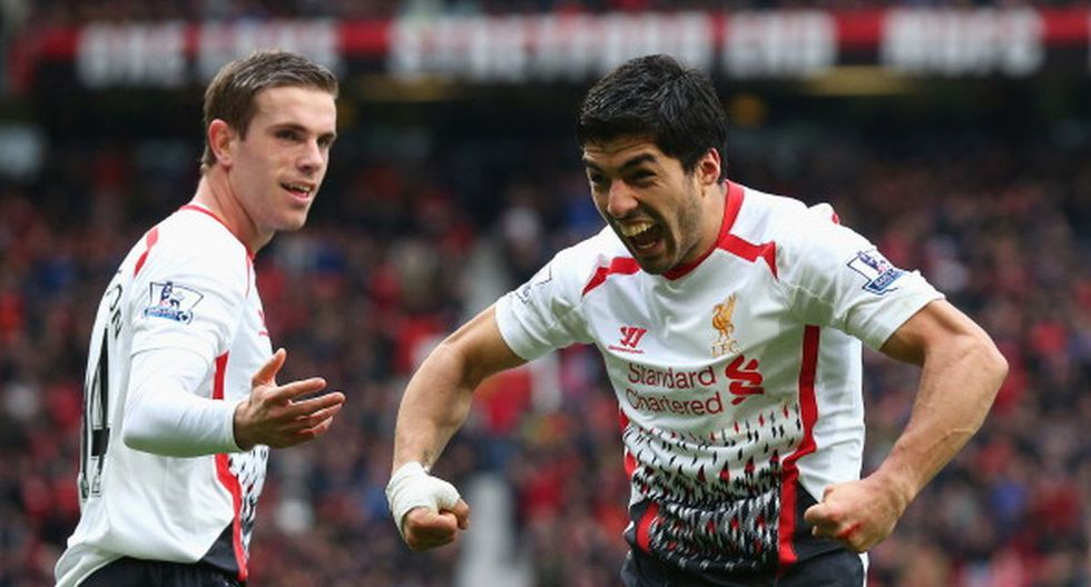 Luis Suárez jugó en Liverpool hasta la temporada 2014 cuando firmó por Barcelona. (Getty)