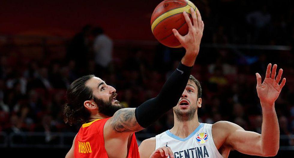 España ganó por segunda vez el Mundial de Básquet 2019. (Getty Images)