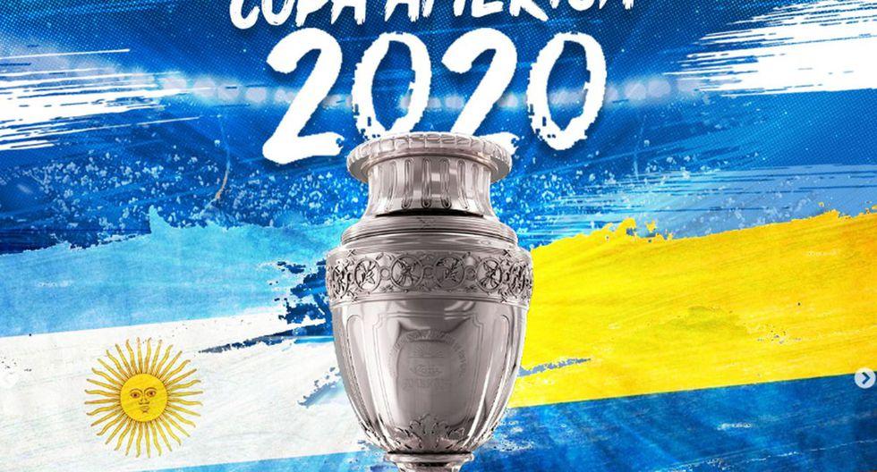 Copa América 2020: sorteo EN VIVO del grupo de la Selección Peruana. (Diseño: CONMEBOL)