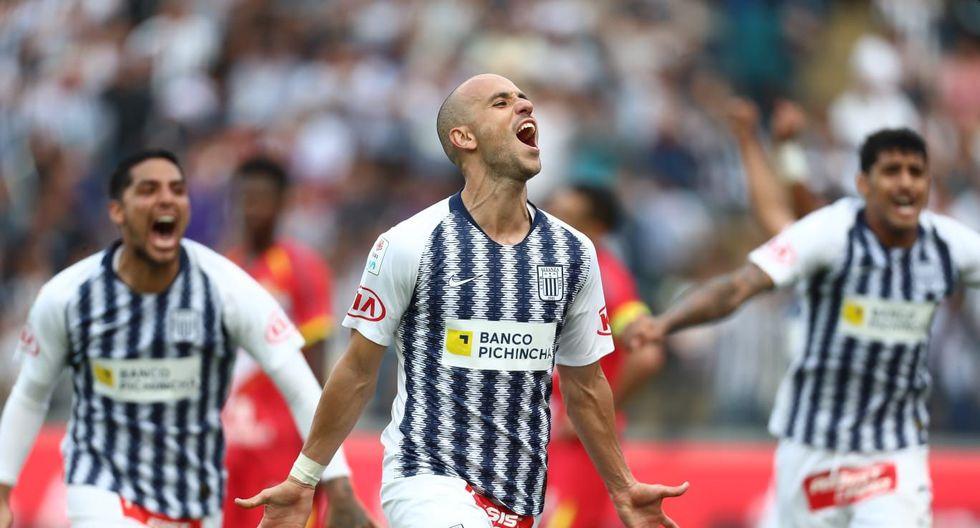 Federico  Rodríguez tiene 6 goles en el Torneo Clausura (Foto: GEC)