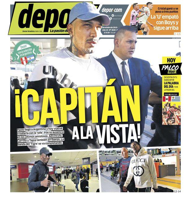 ¡Capitán A La Vista!