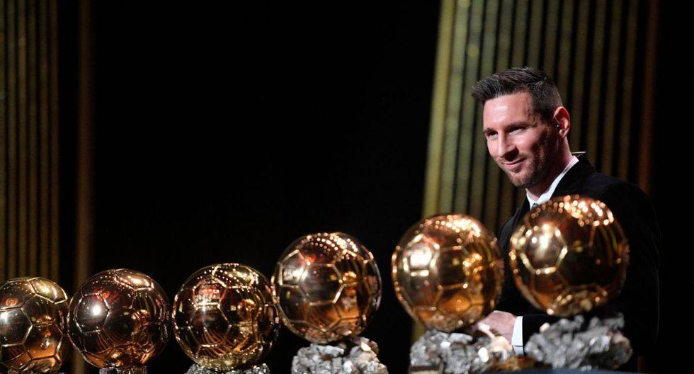 Lionel Messi ganó este lunes su sexto Balón de Oro de su carrera, superando en votos a Virgil van Dijk y Cristiano Ronaldo. (Foto: @FCBarcelona_es)