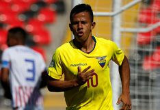 Se puso nervioso: Rezabala adelantó a Ecuador ante Paraguay por el Sudamericano Sub 20 [VIDEO]
