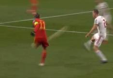 'Bale' un pase a la Euro 2020: asistencia de Gareth y gol de Ramsey para el 1-0 de Gales contra Hungría [VIDEO]
