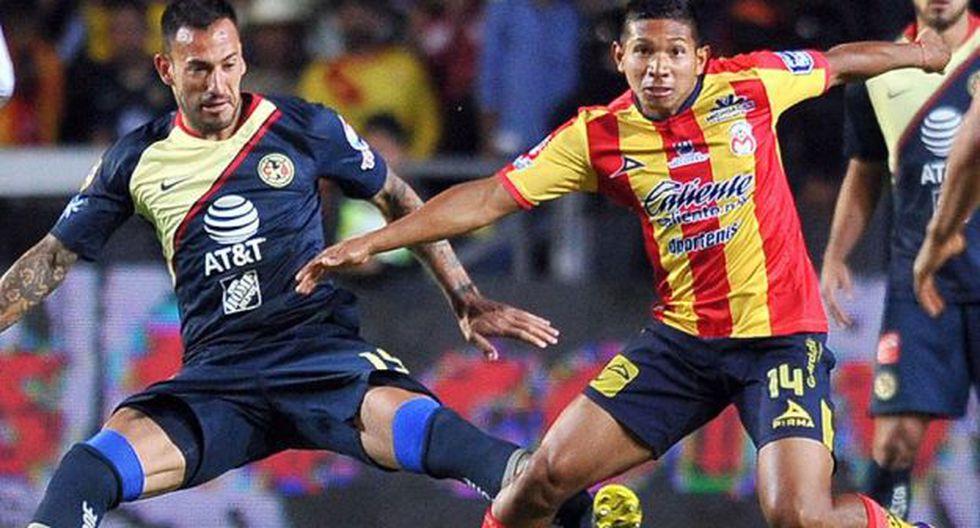 El Morelia de Edison Flores se medirá con América por el pase a la final del Apertura 2019. (Foto: AFP)