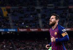 De los pocos que le faltan: el récord por el que va Messi en la Copa del Rey