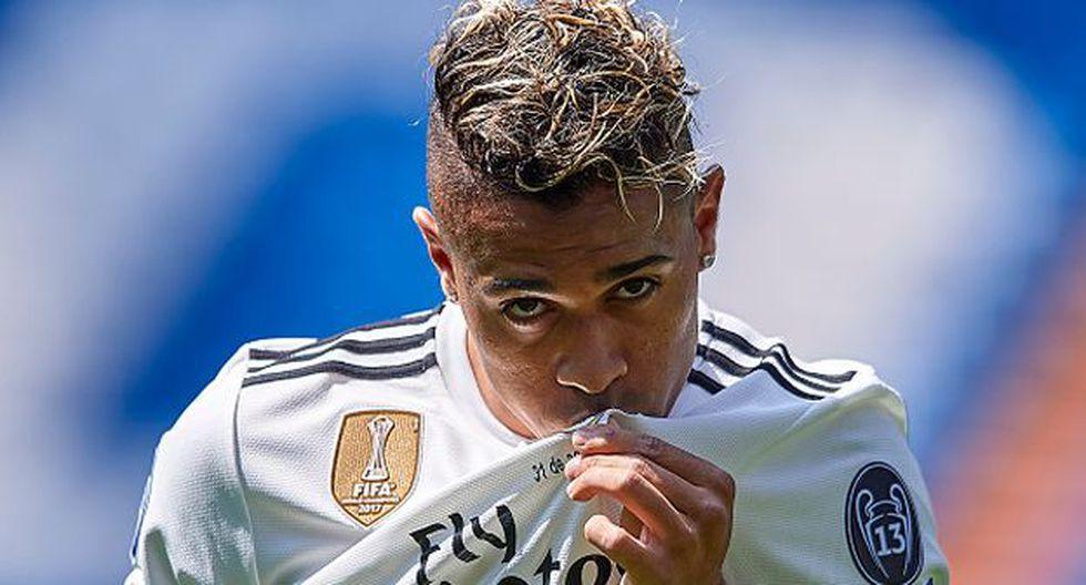 Mariano Díaz llegó al Real Madrid a cambio de 25 millones de euros. (Foto: Getty)