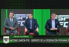 La respuesta de la FPF al reclamo de Sport Boys por Alejandro Hohberg
